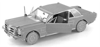 METAL EARTH 3D puzzle Ford Mustang 1965
