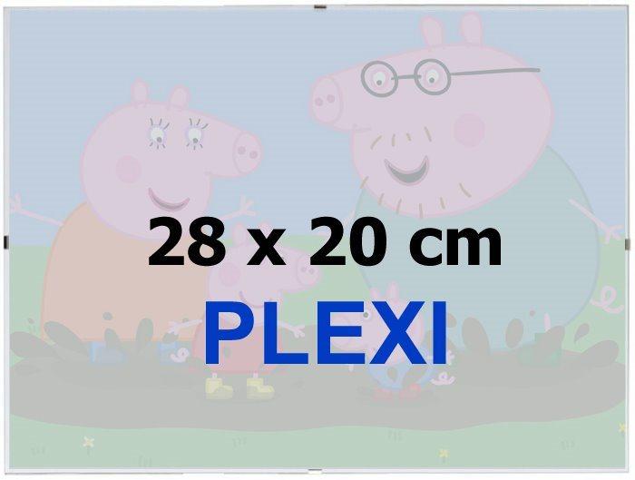 BFHM Rám Euroclip 28x20cm (plexisklo)