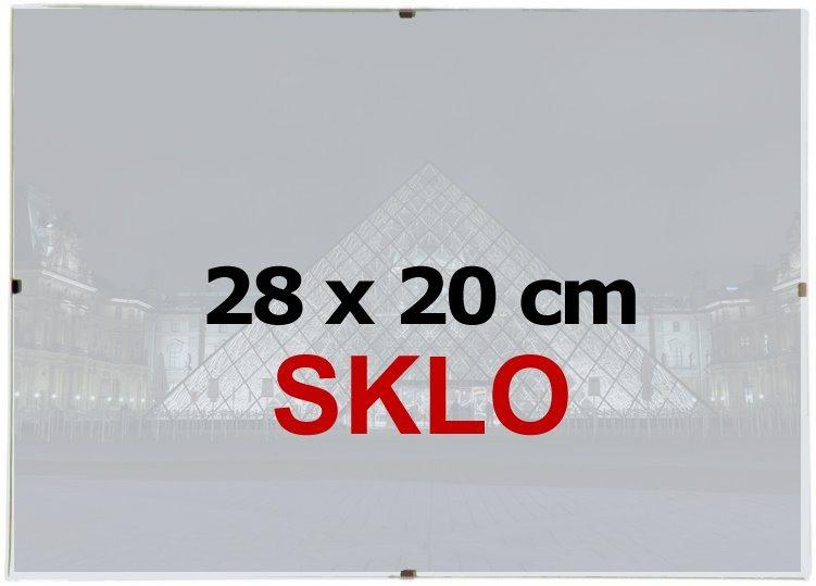 BFHM Rám Euroclip 28x20cm (sklo)