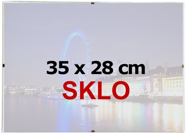BFHM Rám Euroclip 35x28cm (sklo)