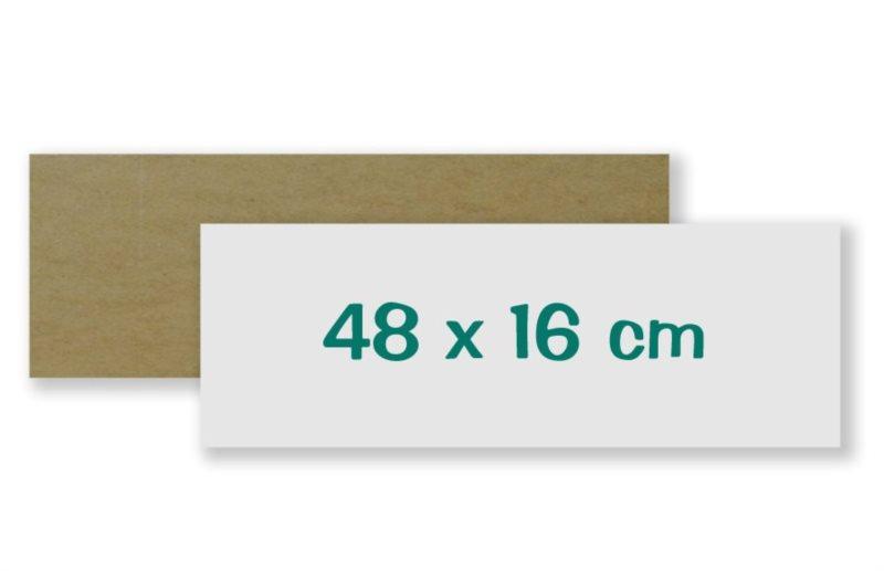 Podložka - deska na skládání i lepení puzzle 48 x 16 cm
