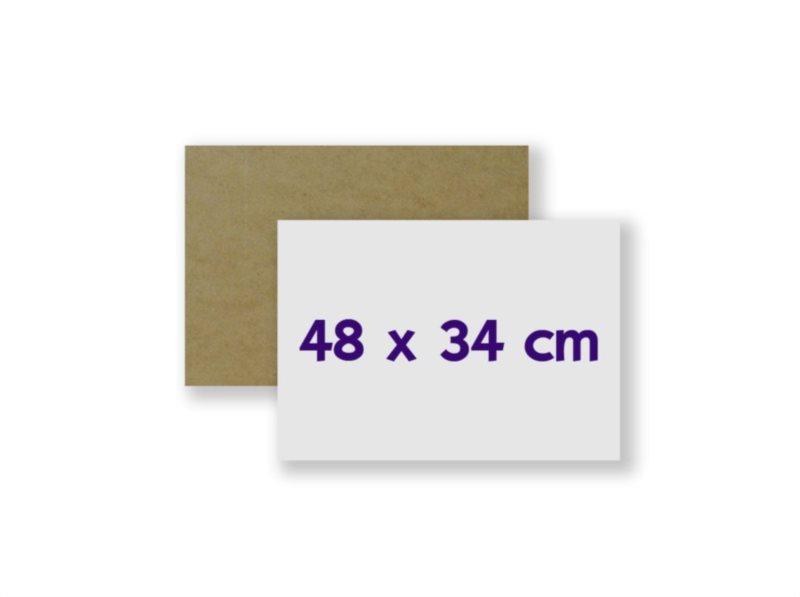 Podložka - deska na skládání i lepení puzzle 48x34 cm