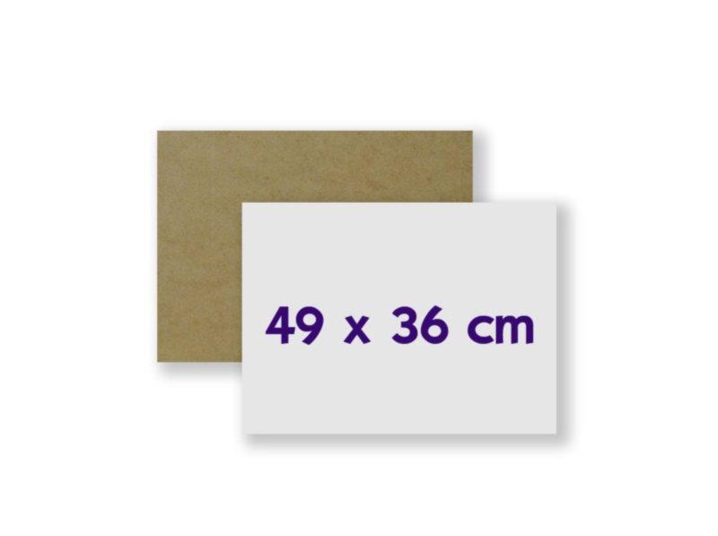 Podložka - deska na skládání i lepení puzzle 49x36 cm