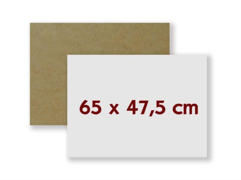 HDF deska na puzzle 65x47,5 cm