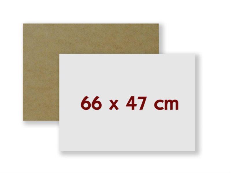HDF deska na puzzle 66x47 cm