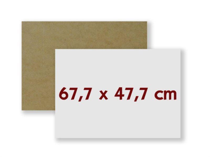 HDF deska na puzzle 67,7x47,7 cm