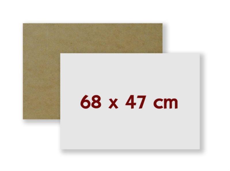 HDF deska na puzzle 68x47 cm