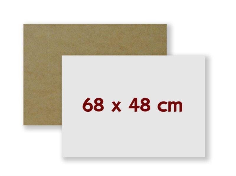 HDF deska na puzzle 68x48 cm