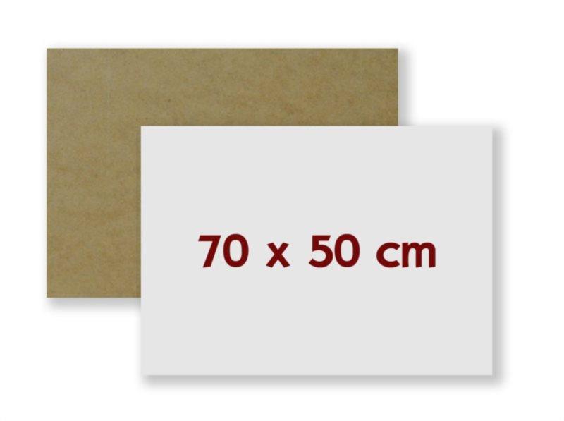 HDF deska na puzzle 70x50 cm
