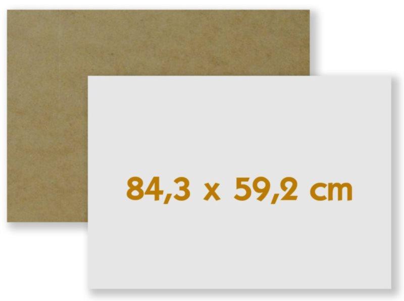 Podložka - deska na skládání i lepení puzzle 84,3x59,2 cm