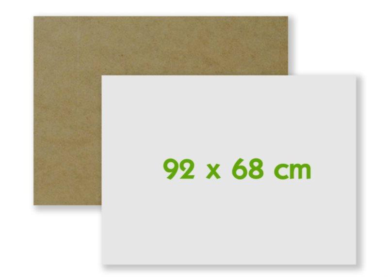 HDF deska na puzzle 92x68 cm