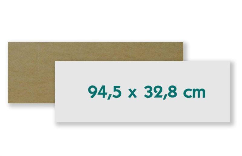 HDF deska na puzzle 94,5x32,8 cm