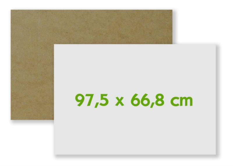 HDF deska na puzzle 97,5x66,8 cm