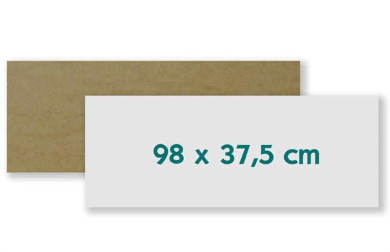 HDF deska na puzzle 98x37,5 cm