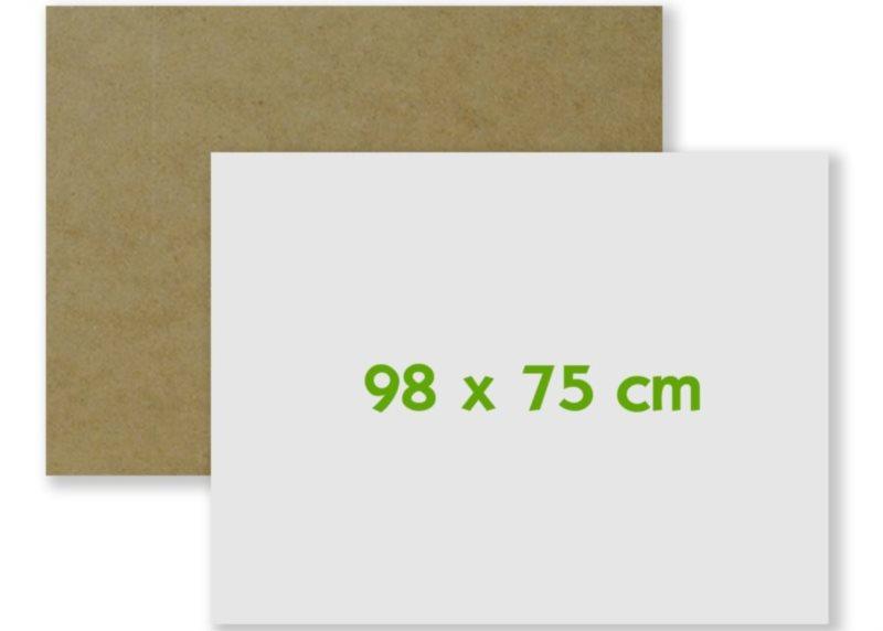 HDF deska na puzzle 98x75 cm