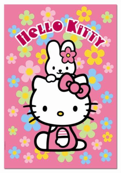 EDUCA Puzzle Hello Kitty 1000 dílků