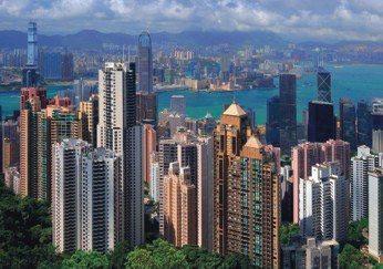 Puzzle DINO 500 dílků - Hongkong