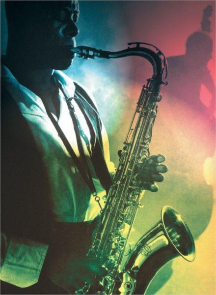 Puzzle RAVENSBURGER 500 dílků - Jazz