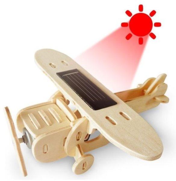 ROBOTIME 3D puzzle Jednoplošník solární