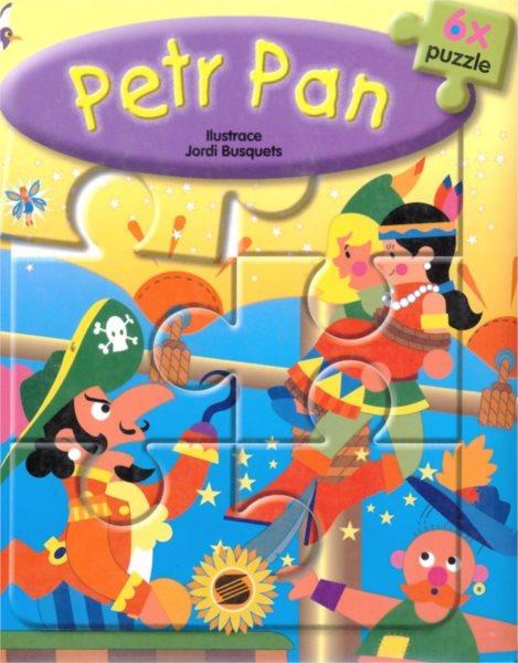 Nakladatelství SUN Kniha s puzzle: Petr Pan