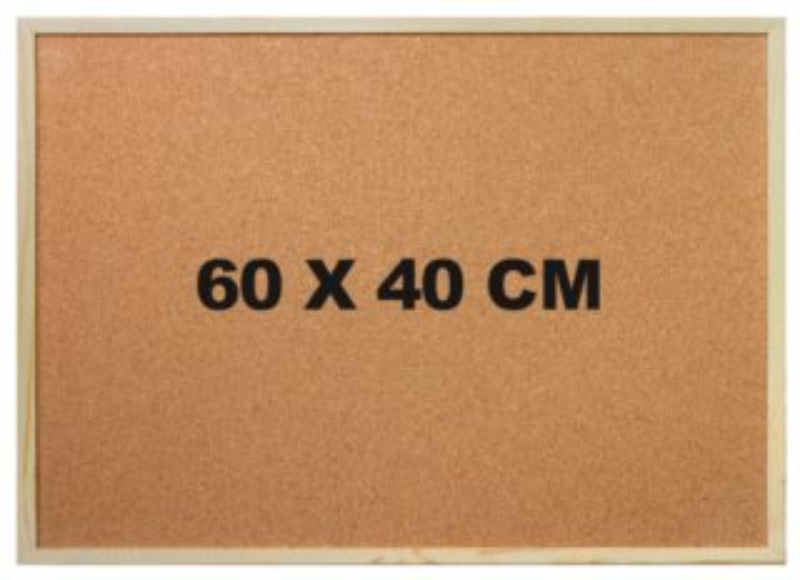 Korková podložka pod puzzle 60x40cm