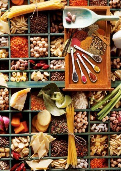 Puzzle SCHMIDT 1000 dílků - Kuchyňské potpourri