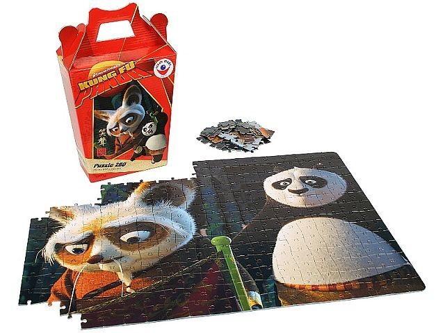 EFKO Puzzle Kung Fu Panda 280 dílků