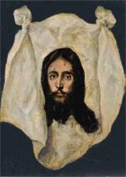 Puzzle EDITIONS RICORDI 1000 dílků - El Greco, La Veronica