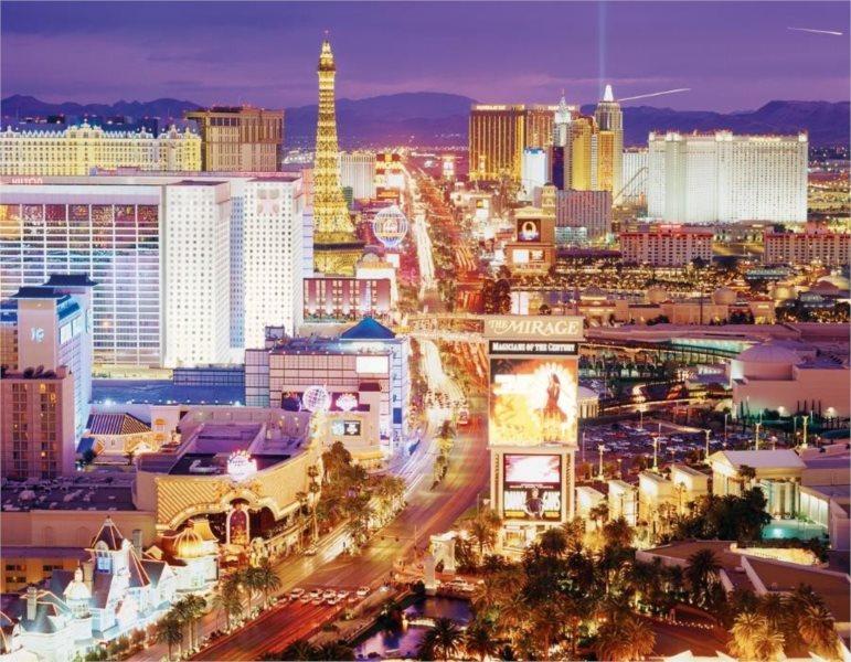 CLEMENTONI Puzzle Las Vegas 6000 dílků