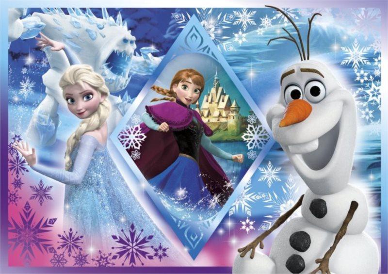 CLEMENTONI Puzzle 26917 Frozen Ledové království 60 dílků