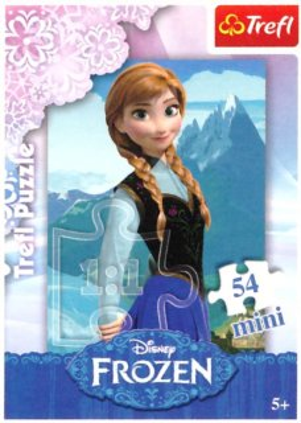 TREFL Puzzle Ledové království: Anna 54 dílků
