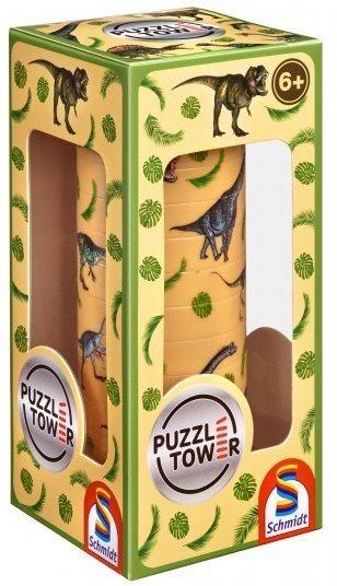 SCHMIDT 3D Puzzle Tower Dinosauři
