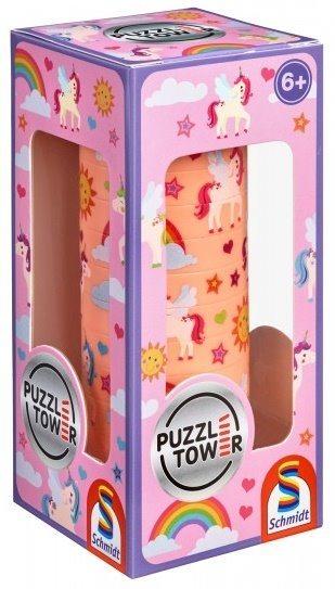 SCHMIDT Magnetické 3D Puzzle Tower Dívčí sny