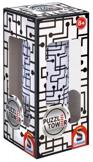 SCHMIDT 3D Puzzle Tower Labyrint