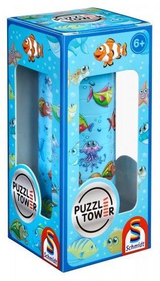 SCHMIDT 3D Puzzle Tower Mořský svět