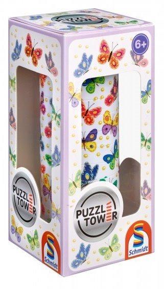 SCHMIDT 3D Puzzle Tower Motýli