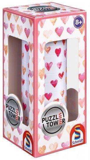 SCHMIDT 3D Puzzle Tower Srdce