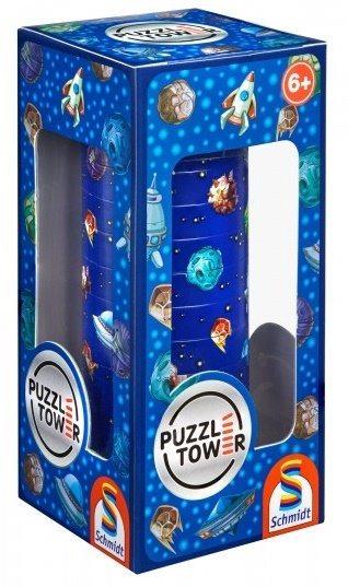 SCHMIDT Magnetické 3D Puzzle Tower Vesmír