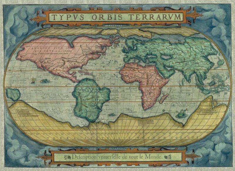 ZDEKO , TREFL Puzzle Mapa světa 1500 dílků