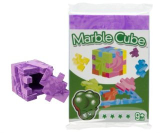 HAPPY CUBE Marble Cube ****** Albert Einstein