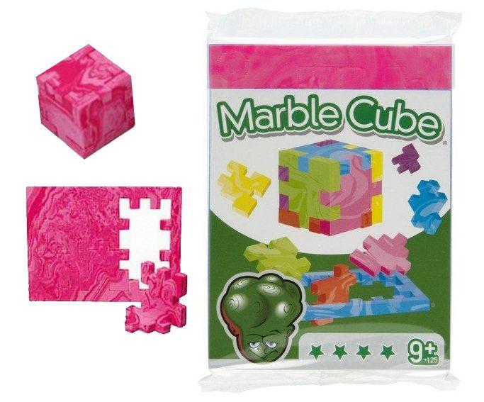 Hlavolam HAPPY CUBE Marble Cube - Buckminster Fuller (4)