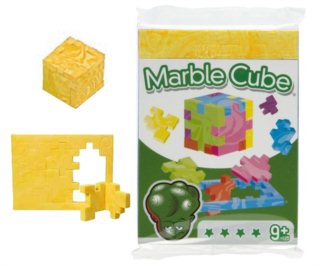 HAPPY CUBE Marble Cube *** Marie Curie