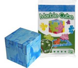 HAPPY CUBE Marble Cube * Martin L.King