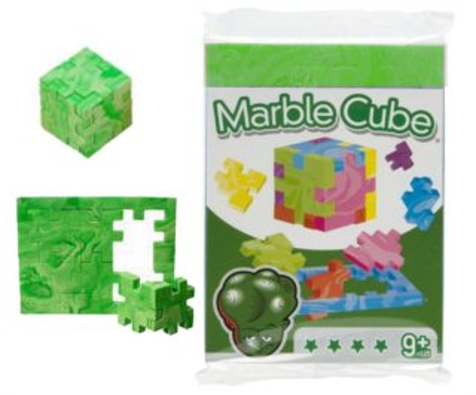 HAPPY CUBE Marble Cube ** Omar Khayyam
