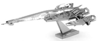 METAL EARTH 3D puzzle Mass Effect: SR2 Normandy