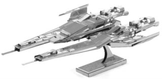 METAL EARTH 3D puzzle Mass Effect: SX3 Alliance Fighter
