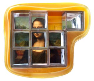 RECENT TOYS Mirrorkal - You and Mona Lisa