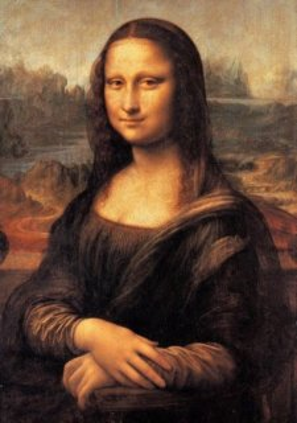 CLEMENTONI Puzzle Mona Lisa 500 dílků