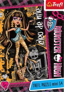 TREFL Puzzle Monster High: Cleo de Nile 54 dílků