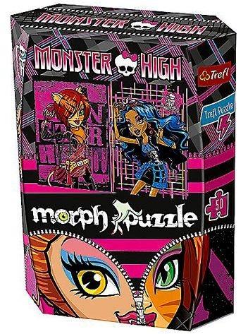 TREFL Monster High III (Morph puzzle)